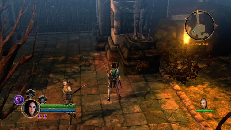 Dungeon Siege III Screenshot 2