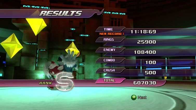 Sonic Unleashed Screenshot 4