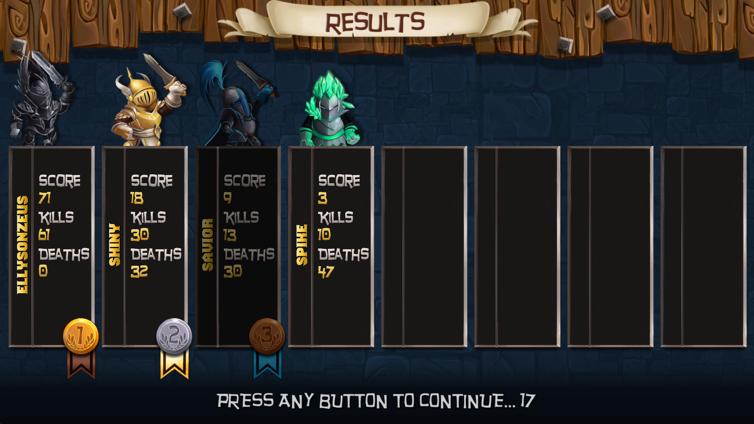 Knight Squad Screenshot 4