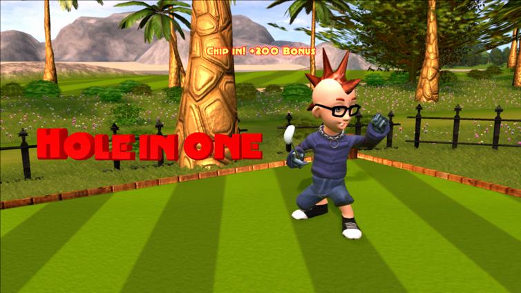 Golf: Tee It Up! Screenshot 4