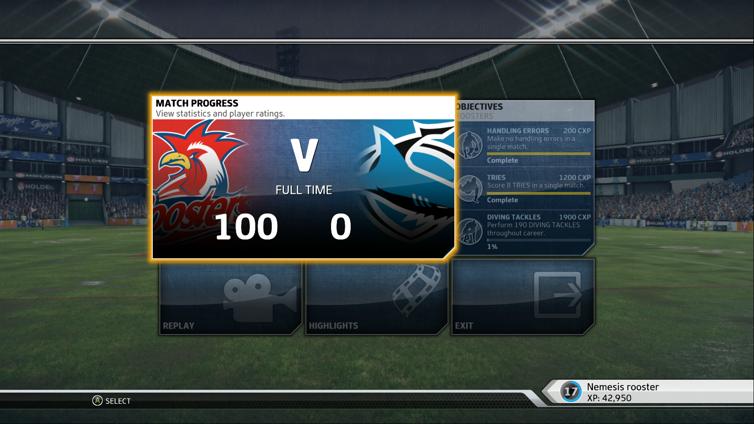 Rugby League Live 3 Screenshot 3