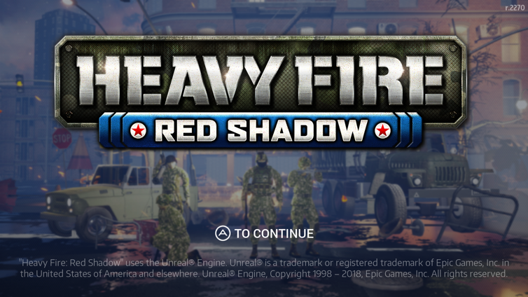 Heavy Fire: Red Shadow Screenshot 3