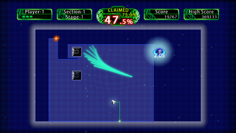 QIX++ Screenshot 2