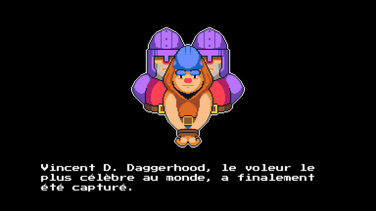 Daggerhood Screenshot 3