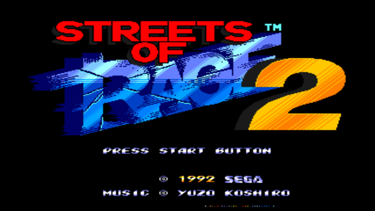 SEGA Vintage Collection: Streets of Rage Screenshot 4